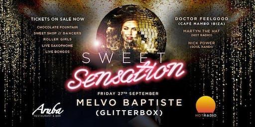 Sweet Sensation // Melvo Baptiste