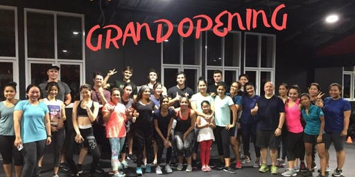 MaxFit Grand Opening