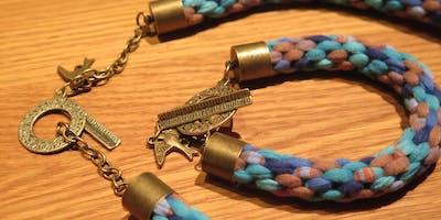 Kumihimo Braided Jewellery Workshop