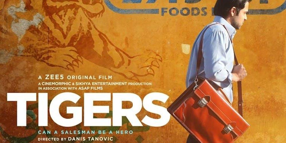 Tigers screening Tickets, Fri 20 Sep 2019 at 10:00   Eventbrite