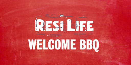 KCL ResiLife: Residences Welcome BBQ