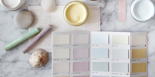Little Greene Colour Workshops at Brewers Morecambe