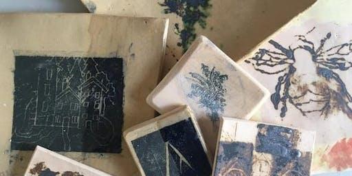 Printing Clay Tiles
