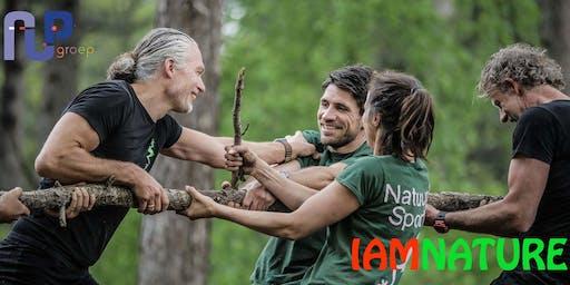 I AM NATURE  - van complete rust tot extreme uitdagingen
