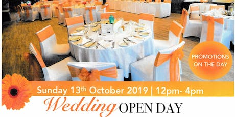 Wedding Open Day The Cumberland Hotel and Ocean Beach Hotel tickets