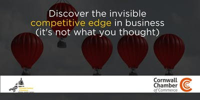 Discover the invisible competitive edge in business - it\