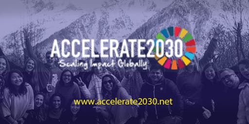 Accelerate 2030 2019 Edition