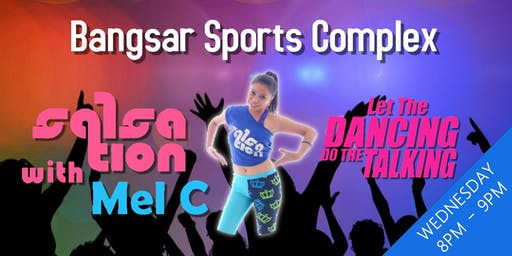 SALSATION® Dance Fitness with Mel C