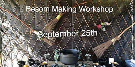 Mid Week Besom Making Workshop tickets
