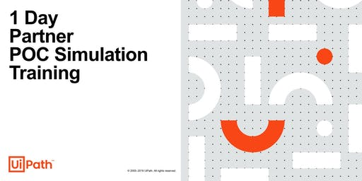 UiPath L200 Partner POC Simulation - Sydney - Mon 23rd Sep