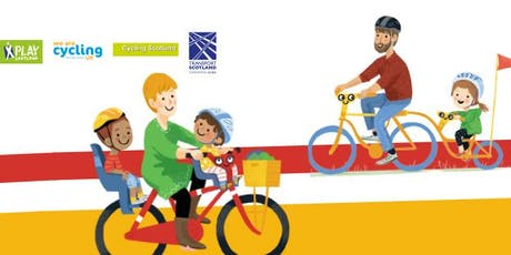 Play Together on Pedals 6+ (Big sister, Big brother) Edinburgh tickets