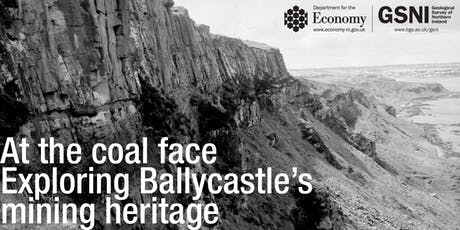 At the coal face: exploring Ballycastle's mining heritage tickets
