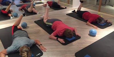 FREE Pilates Taster Workshop with Free massage...
