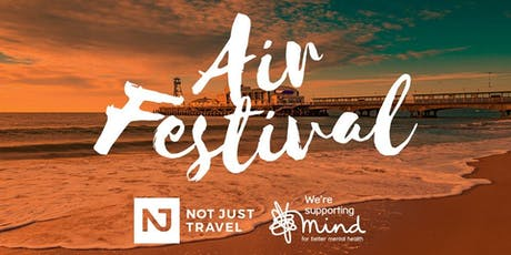 Not Just Travel Air Festival Party tickets