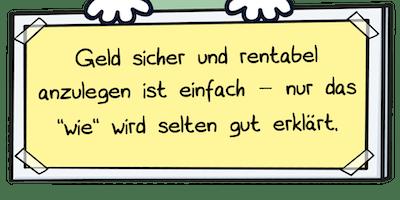 """Wissen-ist-Geld.de - Vortrag (2/2) """"Die Wissenschaft des Investierens"""""""