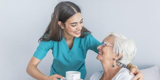Adult social care opportunities drop in session