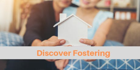 Discover Fostering - Information Evening tickets