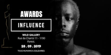 Influence Awards- African édition tickets