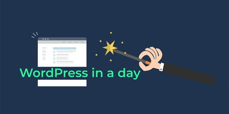 Wordpress Website Training Glasgow - Build a website in a day tickets