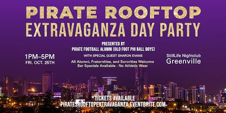 Pirate Rooftop Extravaganza tickets