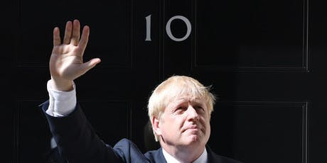 Challenges for the Johnson Government: Brexit and Immigration Policy tickets