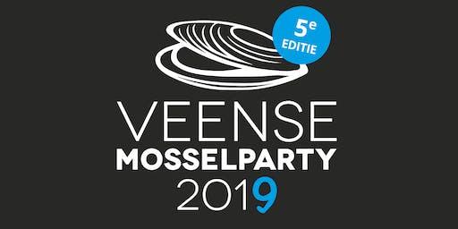 Veense Mosselparty 2019 - 5e editie!