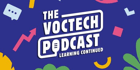 The Voctech Podcast Launch  tickets