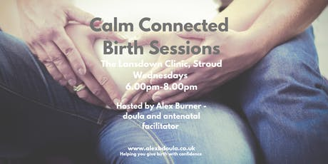 Calm Connected Birth Preparation Sessions  tickets