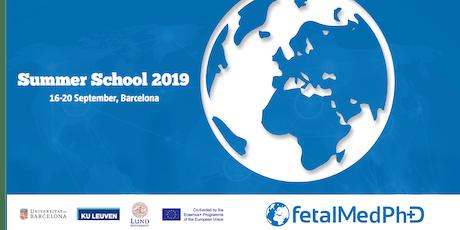 Open Science - EM FetalMed-PhD Summer School 2019 entradas