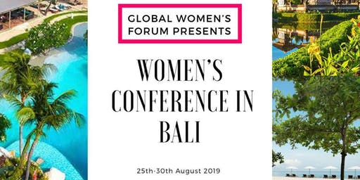 "Global Women's Forum: ""People, Purpose, Passion: The Pathway to Success"""