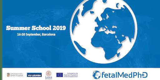 New Technologies in Fetal Medicine - EM FetalMed-PhD Summer School 2019