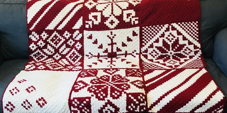 Crochet a Christmas Blanket tickets