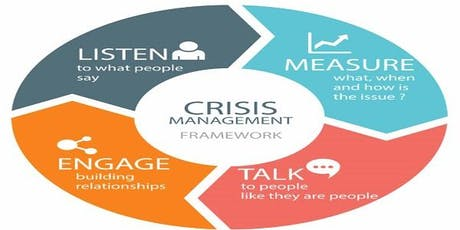Training Course on Crisis Preparation & Management tickets