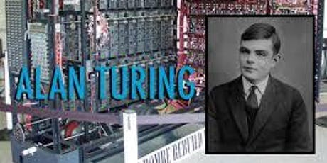 """Alan Turing: """"The Founder of Computer Science"""" - BCS Berkshire tickets"""
