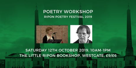 Poetry Workshop tickets