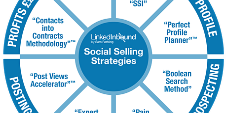 Ultimate 3-Day LinkedIn Social Selling Masterclass tickets
