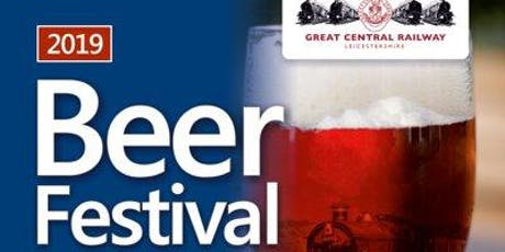 LATi Amble : Visit to GCR Beer Festival  tickets