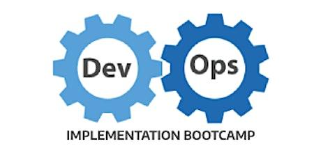 Devops Implementation  3 Days Virtual Live Bootcamp in Melbourne tickets