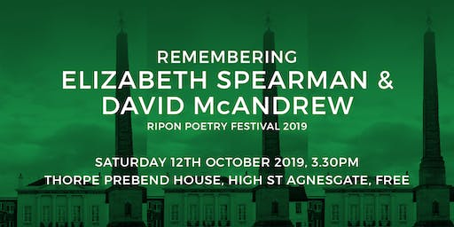 Remembering Elizabeth Spearman & David McAndrew