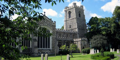 Discovering St Marys Church, Luton tickets