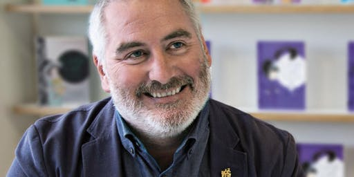 An Evening of Poetry and Pictures with Chris Riddell and poet Dom Conlon