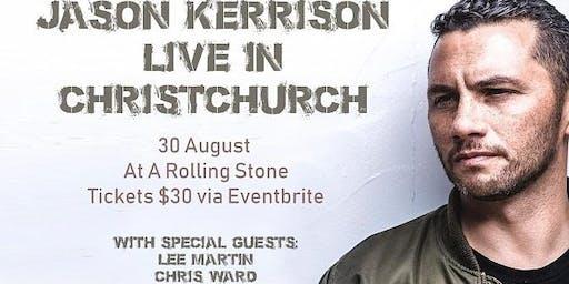 JASON KERRISON a Rolling Stone