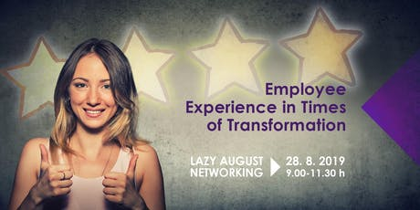 Employee Experience in Times of Transformation tickets