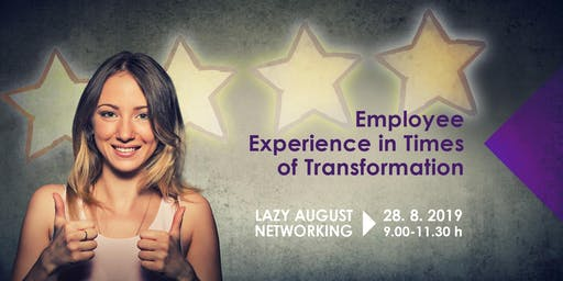 Employee Experience in Times of Transformation