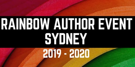 Rainbow Author Event Sydney tickets
