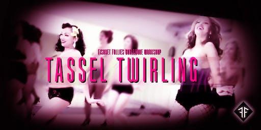 Burlesque Workshop: Tassel Twirling Cardio Workout! - Fishnet Follies
