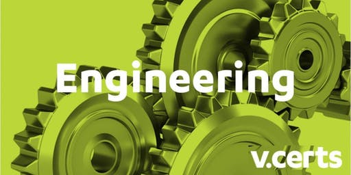 Prepare to Teach - V Cert Level 1/2 Technical Award in Engineering 603/2963/4 (London 24.03.20) (Event No.201951)