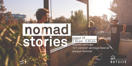 Nomad Stories Santiago  entradas
