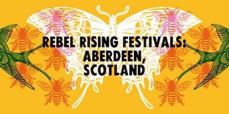 Rebel Rising Scotland - Evening Show tickets