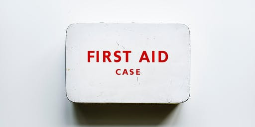 Emergency First Aid at Work - 24th September